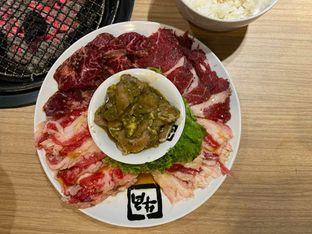 Foto 1 - Makanan(Gyu-Kaku Platter) di Gyu Kaku oleh Andry Satria
