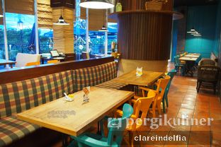 Foto review Bourbon Eatery & Coffee oleh claredelfia  5