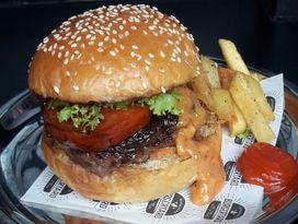 foto Burgertard