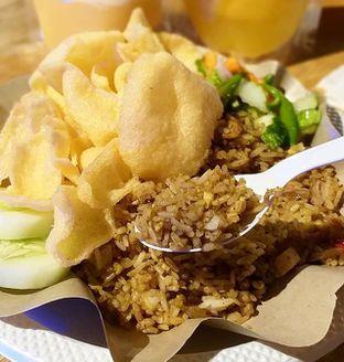 Foto - Makanan di Nasi Goreng Kebuli Apjay oleh IG:  ReeMeyna