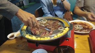 Foto 3 - Makanan di Chagiya Korean Suki & BBQ oleh Afrizal Azhar