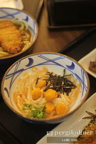 Foto 1 - Makanan di Marugame Udon oleh Selfi Tan