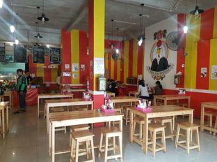 Foto 1 - Interior di Kakkk Ayam Geprek oleh Lid wen