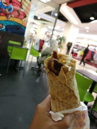 Foto 2 - Makanan di Doner Kebab oleh Bayu Adi