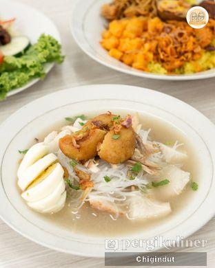 Foto 1 - Makanan(Soto Banjar Campur) di Depot Mak Ay oleh Chigindut Youtuber