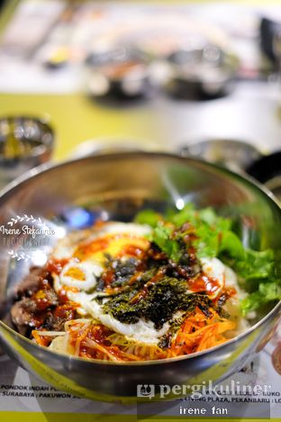 Foto 2 - Makanan(sanitize(image.caption)) di Magal Korean BBQ oleh Irene Stefannie @_irenefanderland