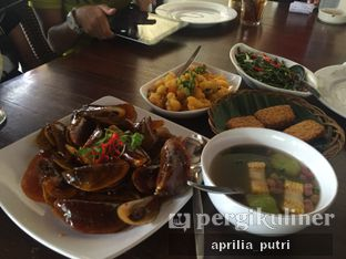 Foto 1 - Makanan di Leuit Ageung oleh Aprilia Putri Zenith