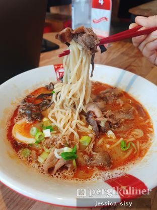 Foto 2 - Makanan di Universal Noodle Ichiro Chazuke Ramen Market oleh Jessica Sisy