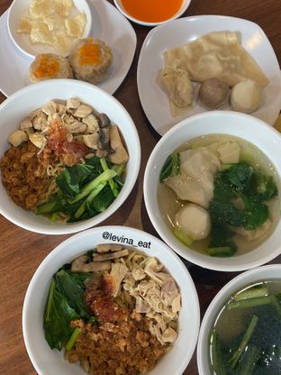 Foto 6 - Makanan di Bakmi Ahok oleh Levina JV (IG : @levina_eat & @levinajv)