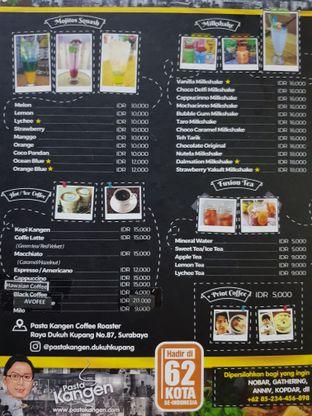 Foto 5 - Menu di Pasta Kangen Coffee Roaster oleh Amrinayu