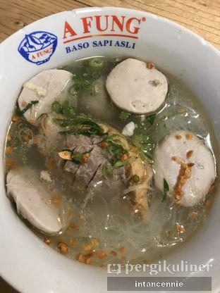 Foto 1 - Makanan di A Fung Baso Sapi Asli oleh bataLKurus