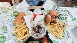 Foto 2 - Makanan di Quiznos oleh IG: biteorbye (Nisa & Nadya)