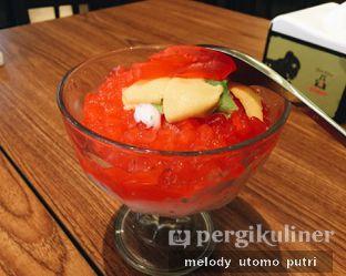 Foto 1 - Makanan(es merah delima) di Sate Khas Senayan oleh Melody Utomo Putri