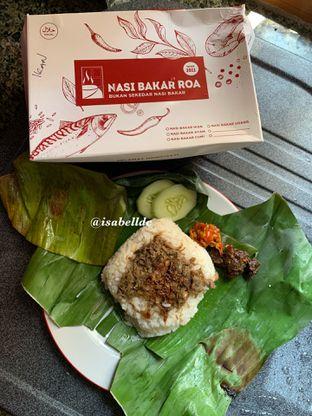 Foto 1 - Makanan di Nasi Bakar Roa oleh Isabella Chandra
