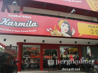 Foto 4 - Eksterior di Sambal Khas Karmila oleh Makan Mulu