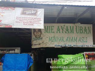 Foto 2 - Eksterior di Mie Ayam Uban oleh ig: @andriselly