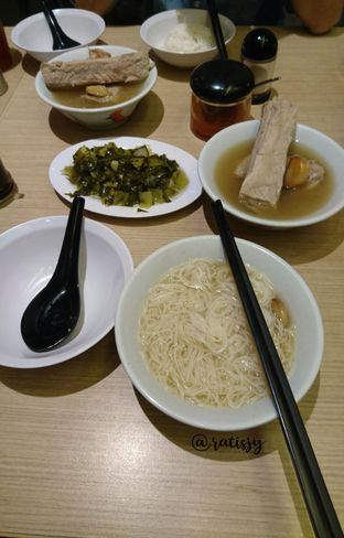 Foto 1 - Makanan(pork ribs soup) di Song Fa Bak Kut Teh oleh Rati Sanjaya