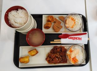 Foto - Makanan di HokBen (Hoka Hoka Bento) oleh Tristo
