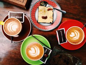 Foto Giyanti Coffee Roastery