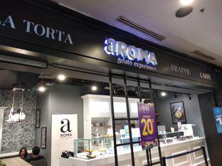 Foto review Aroma Gelato oleh Rosalina Rosalina 5