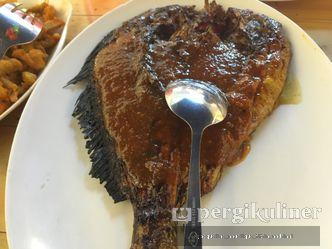 Foto Makanan di Daun Lada