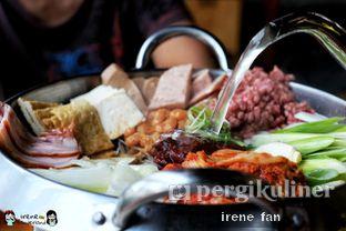 Foto 2 - Makanan(Budae Jjigae) di Seorae oleh Irene Stefannie @_irenefanderland