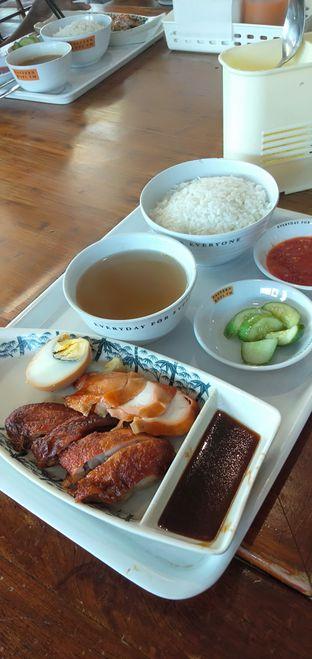 Foto 1 - Makanan(Nasi ayam panggang) di Eastern Kopi TM oleh Yoelia Ningsih