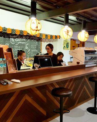 Foto review Neighbor Coffee oleh raja makan 5