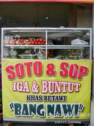 Foto 1 - Interior di Soto & Sop Khas Betawi Bang Nawi oleh Yummy Eats