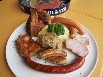 Foto Makanan di Paulaner Brauhaus