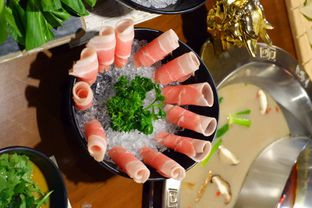 Foto 13 - Makanan di Qinma Hotpot oleh Vionna & Tommy