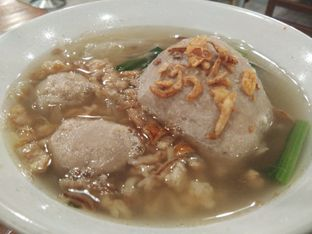 Foto 1 - Makanan di Bakso Boedjangan oleh ochy  safira