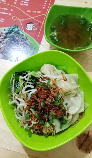 Foto review Mie Ayam Aboi oleh maysfood journal.blogspot.com Maygreen 1