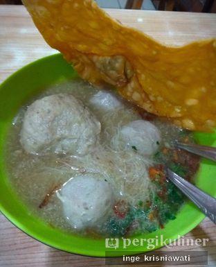 Foto 2 - Makanan(Bakso Isi Daging) di Bakso Solo Samrat oleh Inge Inge