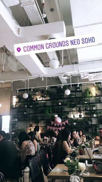 Foto Interior di Common Grounds