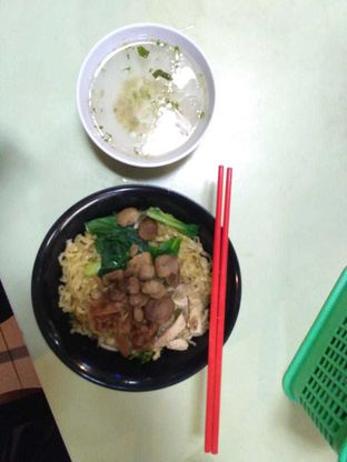 Foto 3 - Makanan di Bakmi Gang Kelinci oleh Gita Pratiwi