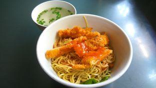 Foto 1 - Makanan(Cwie Mie Katsu (IDR 34k) ) di Hot Cwie Mie Malang oleh Renodaneswara @caesarinodswr