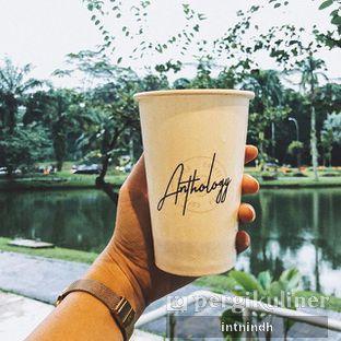Foto - Makanan(Ice Hazelnut Latte) di Anthology oleh Intan Indah