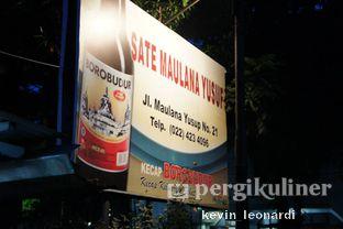 Foto 2 - Eksterior di Sate Maulana Yusuf oleh Kevin Leonardi @makancengli