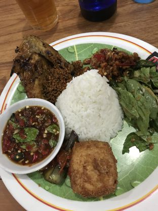 Foto review Ayam Bakar Wong Solo oleh Kristaria Vidyanti 1