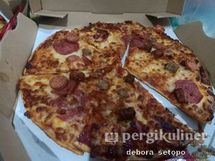 Foto review Domino's Pizza oleh Debora Setopo 1