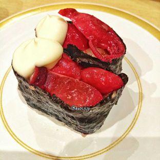 Foto 30 - Makanan(Chuka wakame gunkan) di Kappa Sushi oleh duocicip
