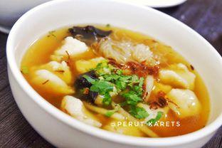 Foto 2 - Makanan di Bakmi Bangka Amin oleh perutkarets
