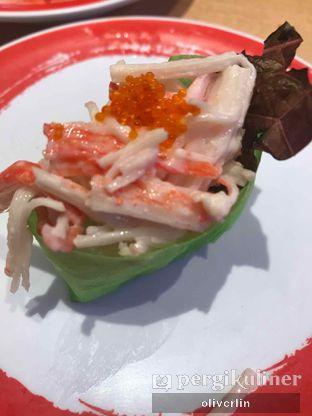 Foto 3 - Makanan di Genki Sushi oleh CAROLS