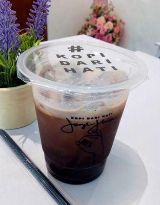 Foto 4 - Makanan(es susu soklat) di Kopi Janji Jiwa oleh maysfood journal.blogspot.com Maygreen