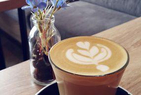 Foto Say Something Coffee