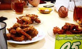 Ayam Goreng President RB