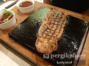 Foto 1 - Makanan di Willie Brothers Steak and Cheese oleh Ladyonaf @placetogoandeat