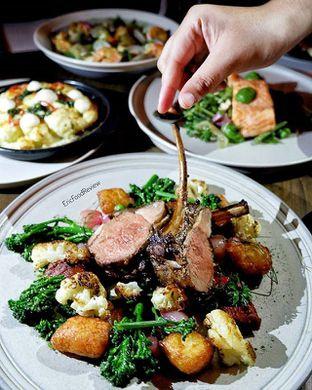 Foto 6 - Makanan(Australian Grilled Lamb Chops) di Vong Kitchen oleh Eric  @ericfoodreview