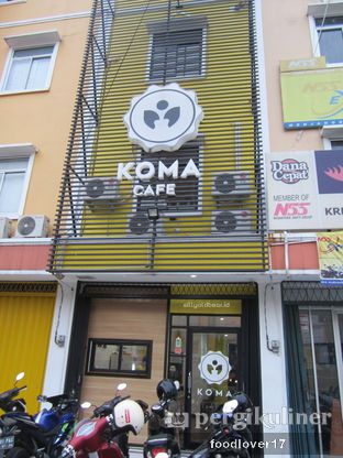 Foto review Koma Cafe oleh Sillyoldbear.id  4